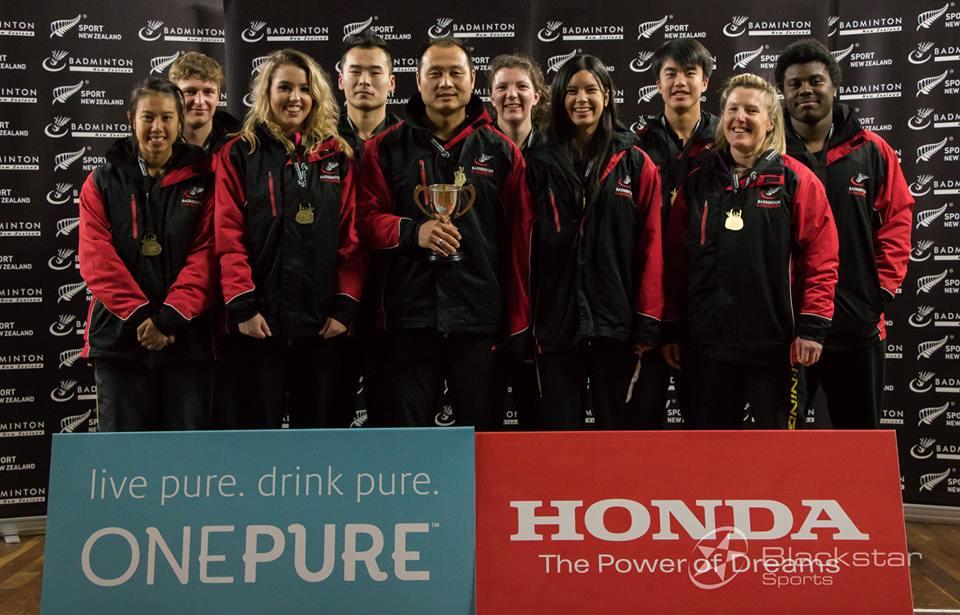 Canterbury Wins Slazenger Cup